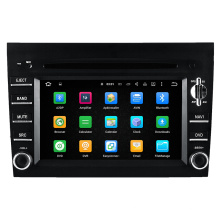 Автомобильный DVD-плеер Hla Android 5.1 Auto DVD для Prosche Cayman / 911 GPS Navigatiion Bluetooth TV 3G WiFi